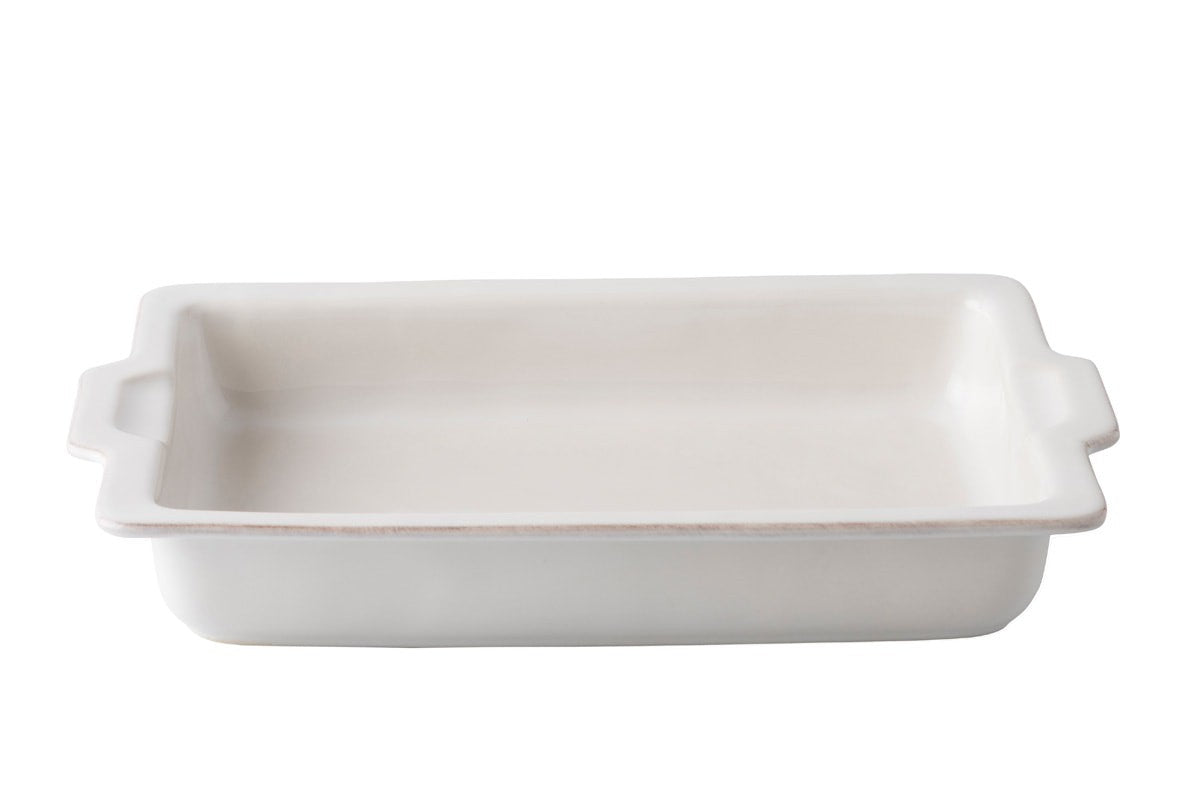 "Juliska - Puro Whitewash 16"" Rectangular Baker"