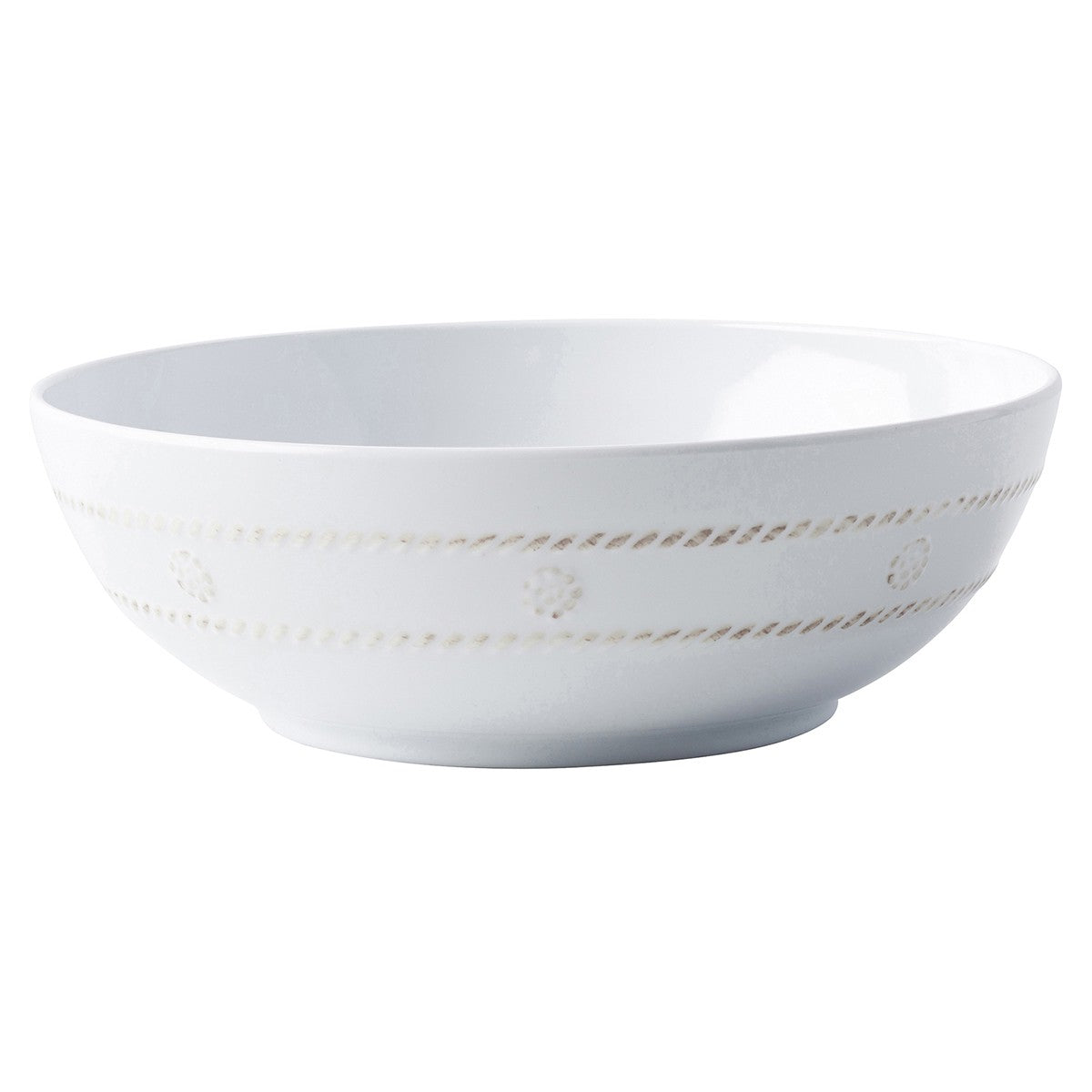 Juliska - Berry & Thread Melamine Whitewash Coupe Bowl