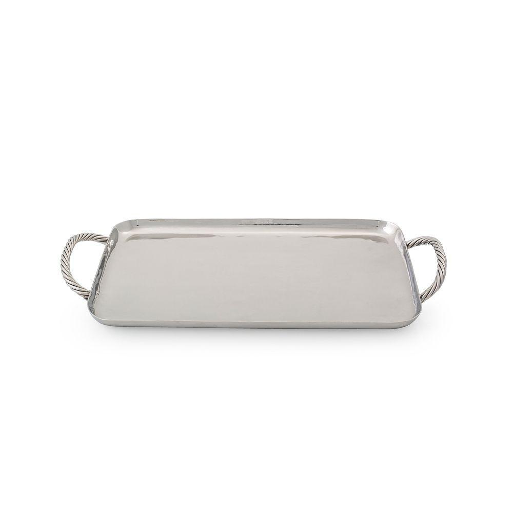 Michael Aram - Twisted Handle Tray - Multiple Sizes