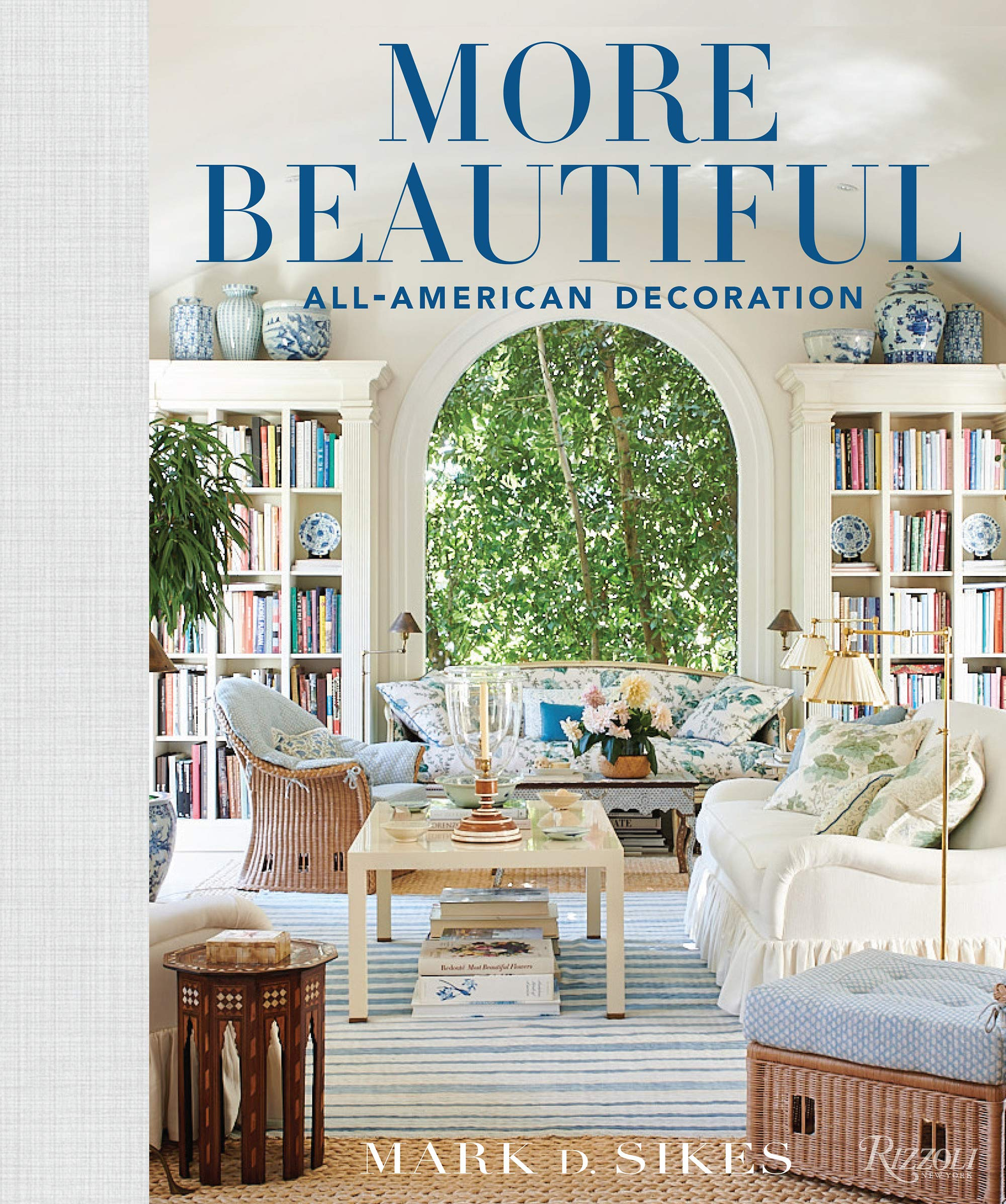 Book - More Beautiful, All American Decoration
