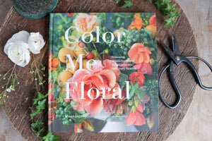 Book - Color Me Floral