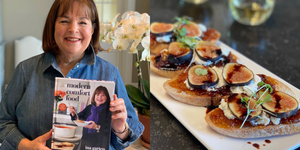 Book - Modern Comfort Food by Ina Garten