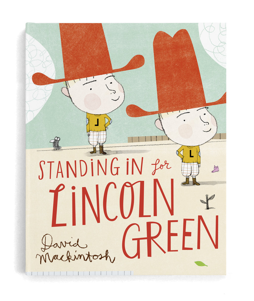 Book - Standing In For Lincoln Green