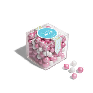 Sugarfina - Pearls (Iridescent Pink & White)