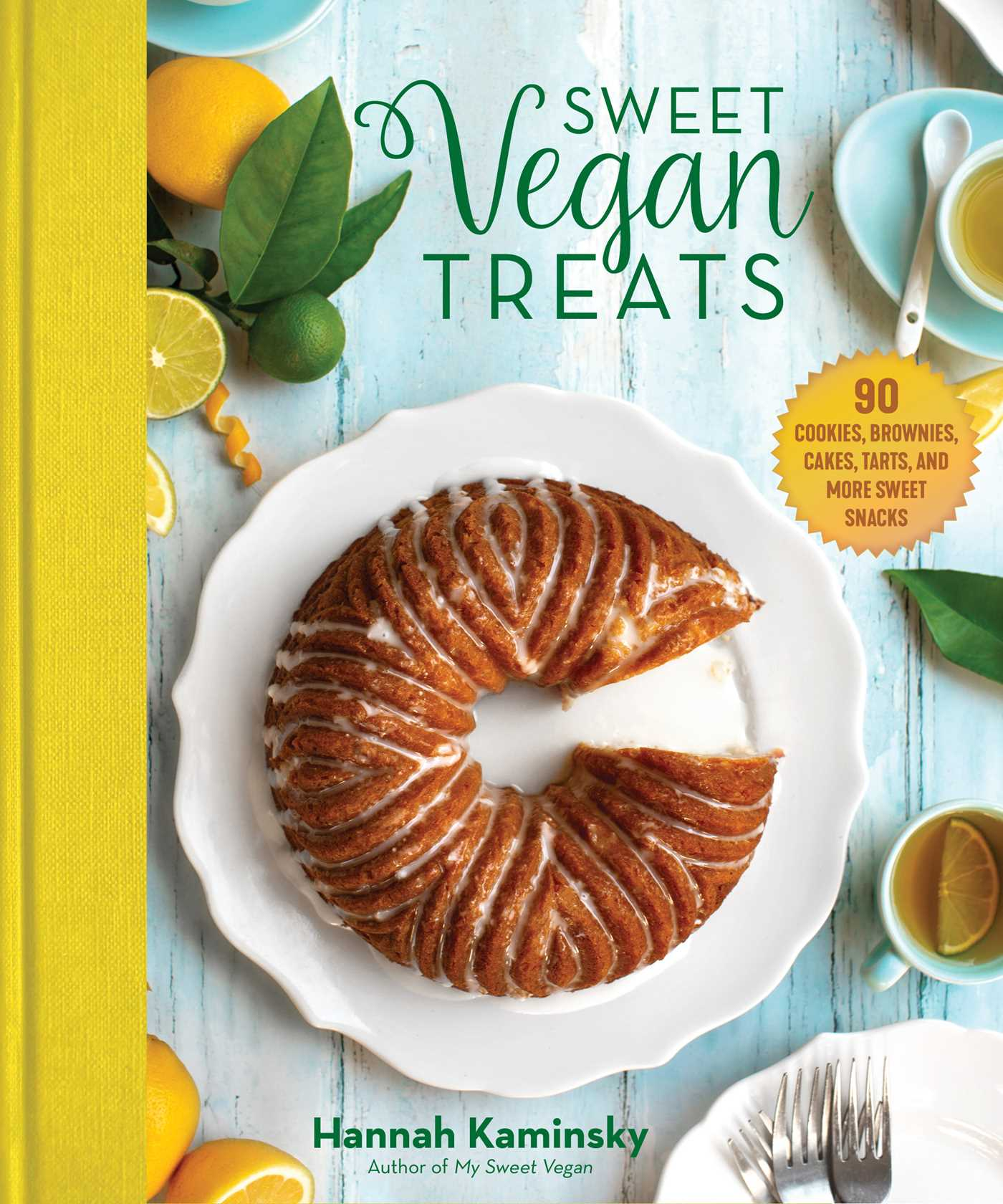 Book - Sweet Vegan Treats