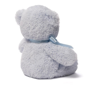 "Gund - My 1st Teddy 10"" - Blue"