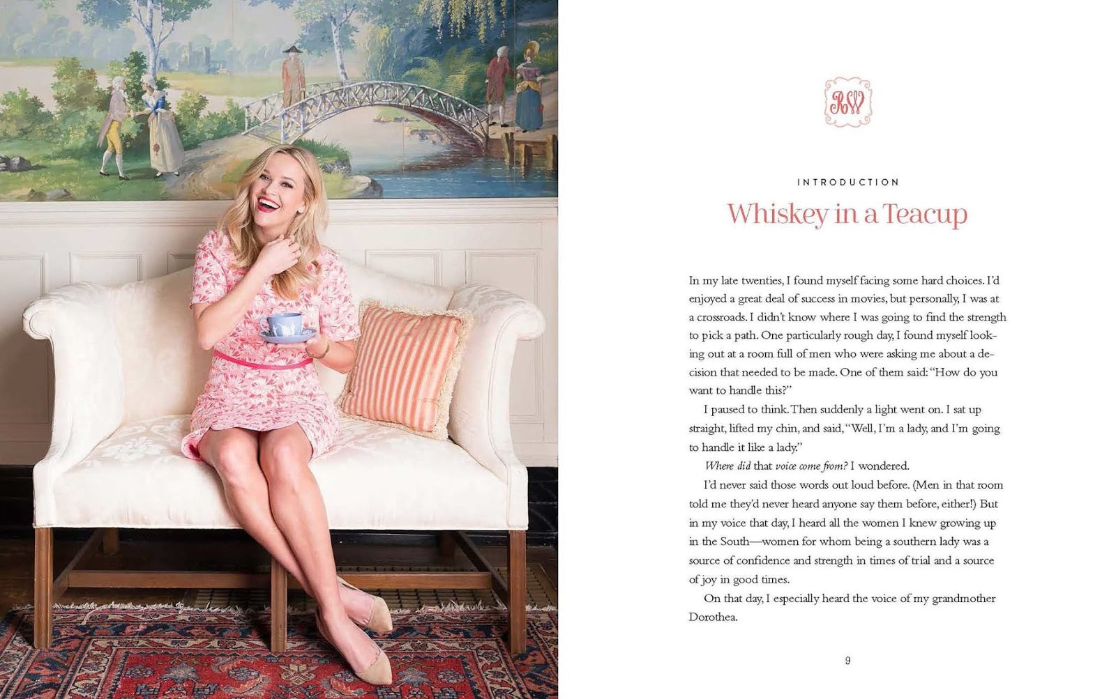 Book - Whiskey in a Teacup: What Growing Up in the South Taught Me About Life, Love, and Baking Biscuits