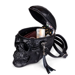 Skull Shape Bag