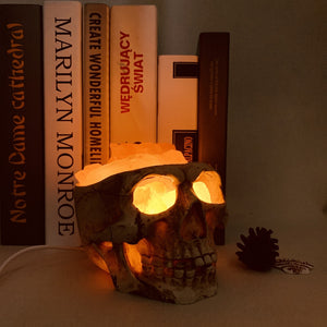 Skull Night Lamp