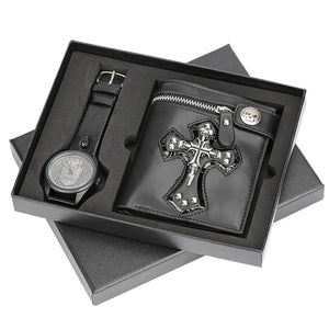 Watch & Wallet Set
