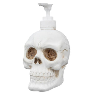 Retro Skull Pump Bottle