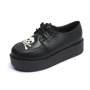 Women Gothic Shoes
