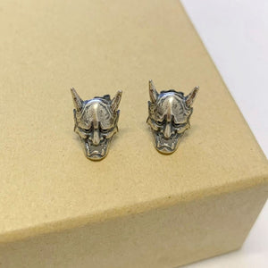 Devil Earrings