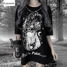 Load image into Gallery viewer, Lady Witch Dress Top