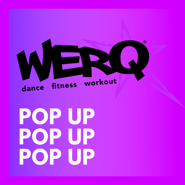 Live! WERQ Class with Ruben | 10:30am Central | 1/21/21