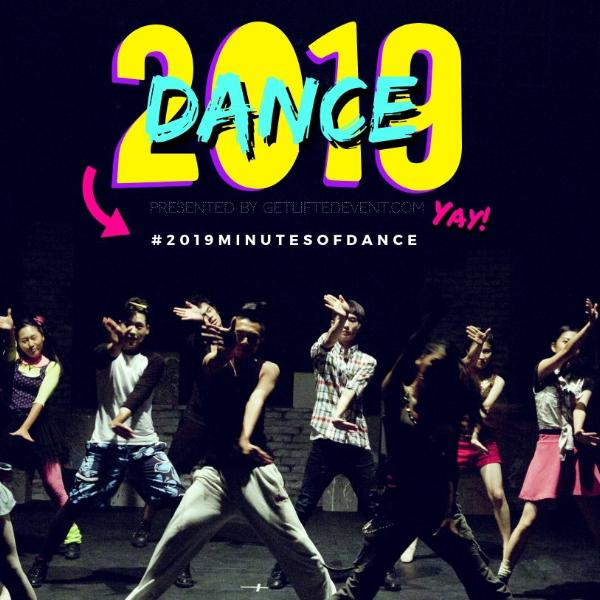 Free #2019minutesofdance Dance Challenge Tracker (Printable) - The WERQ Shop | Official WERQ Dance Fitness Gear