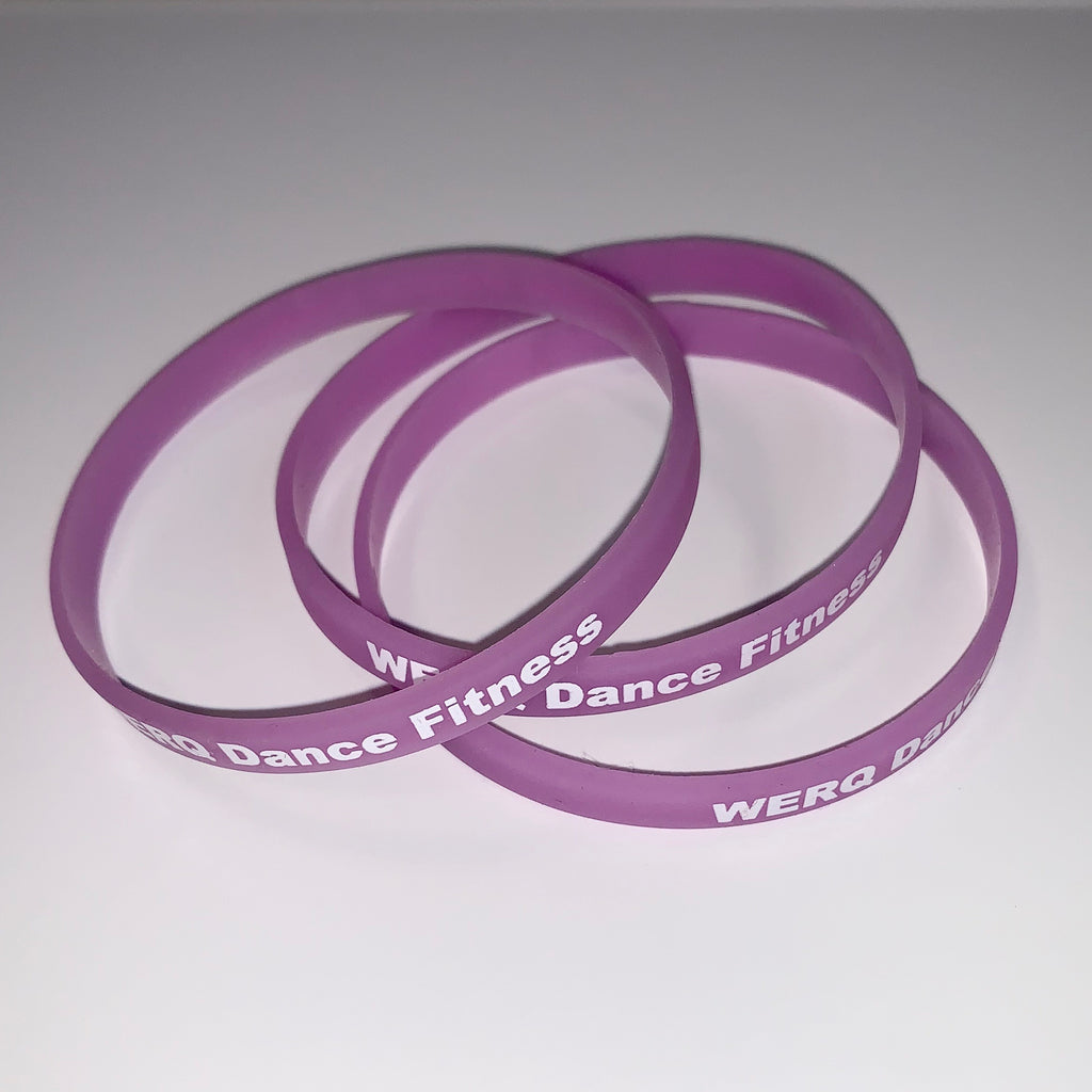 Skinny WERQ Bracelet Packs - The WERQ Shop | Official WERQ Dance Fitness Gear