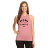 WERQ is my CARDIO Tie Back Tank - The WERQ Shop | Official WERQ Dance Fitness Gear