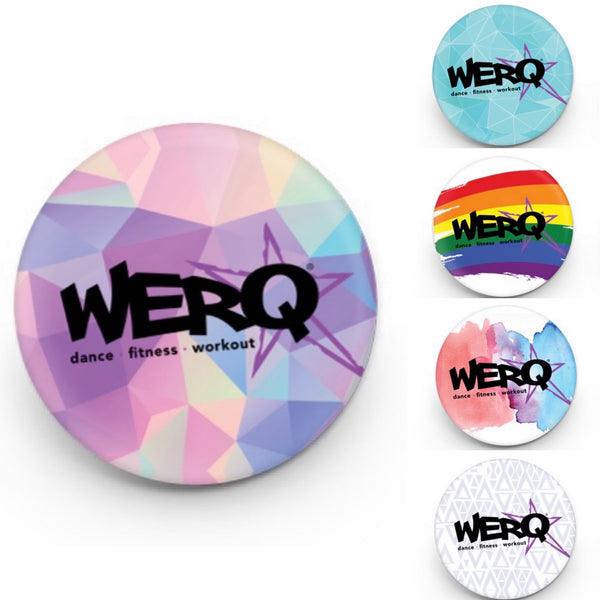 WERQ Pins - The WERQ Shop | Official WERQ Dance Fitness Gear