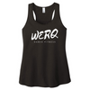 VIT - Very Important (WERQ) Tank - The WERQ Shop | Official WERQ Dance Fitness Gear