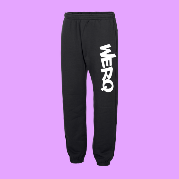 Unisex Classic WERQ Sweats - The WERQ Shop | Official WERQ Dance Fitness Gear