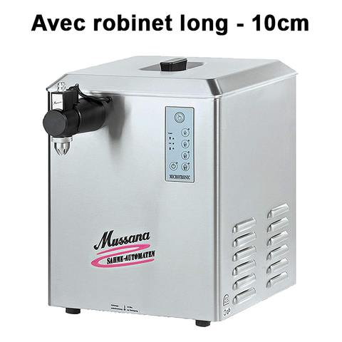 Grande Microtronic 12 Litres Mussana avec robinet long