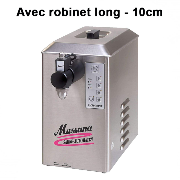 Lady Microtronic 6 Litres Mussana avec robinet long