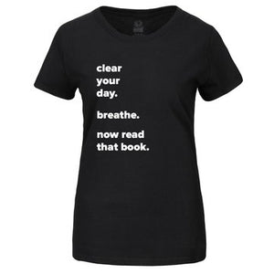 Clear Your Day t-shirt