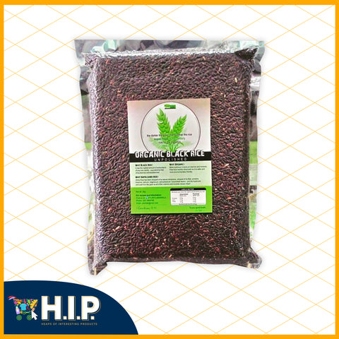PlantLab Organic Black Rice