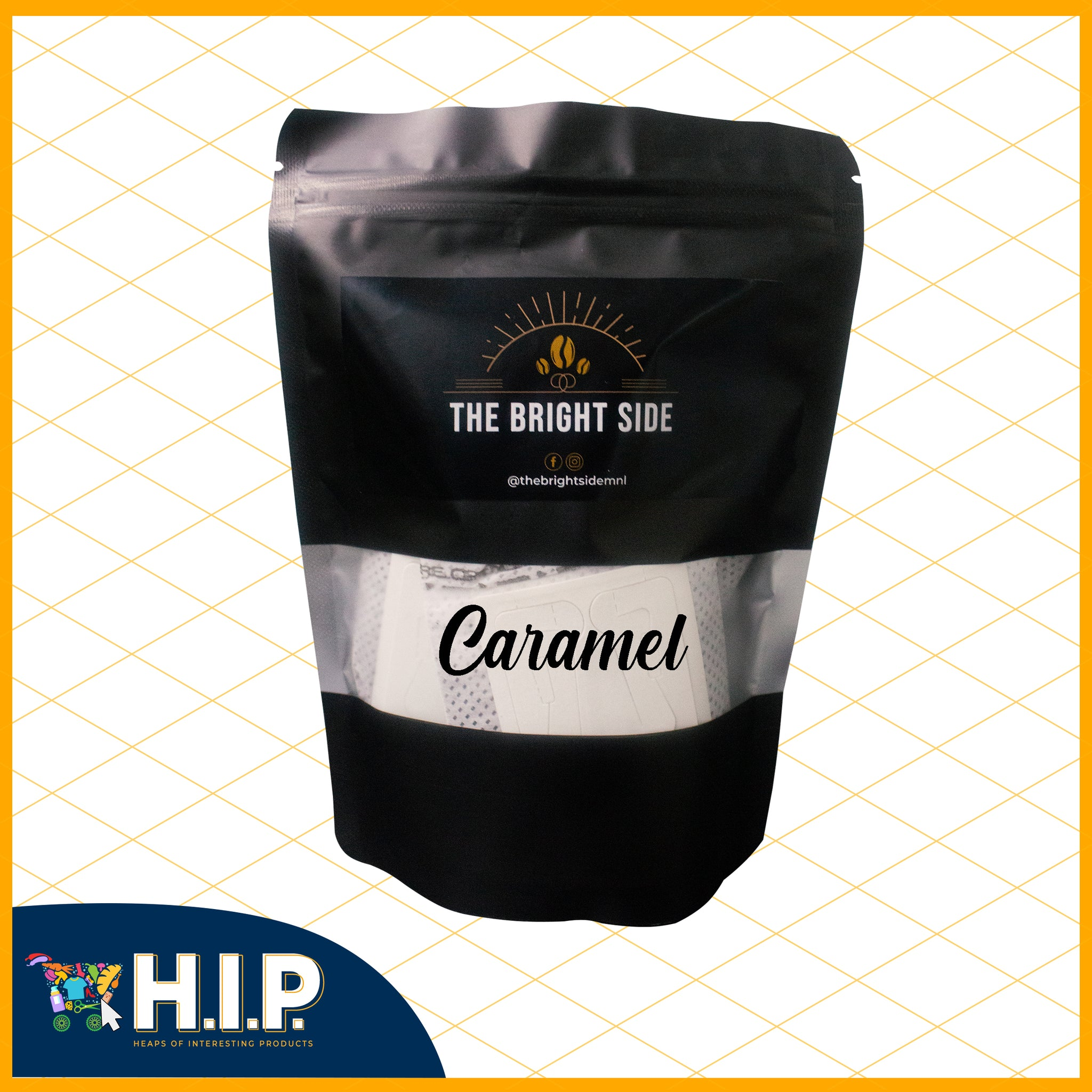 The Bright Side MNL - Caramel (Drip Coffee)