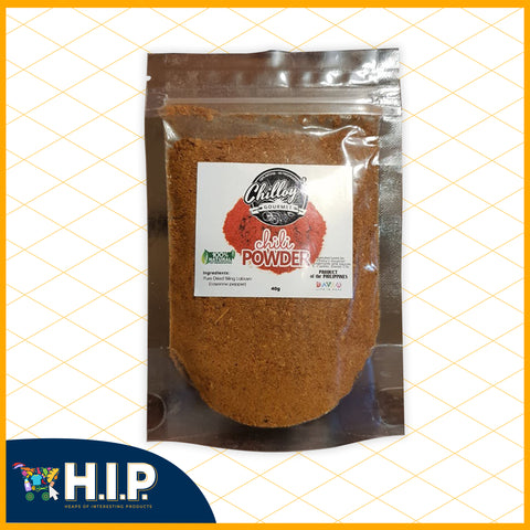 Chilloy's Chili Powder