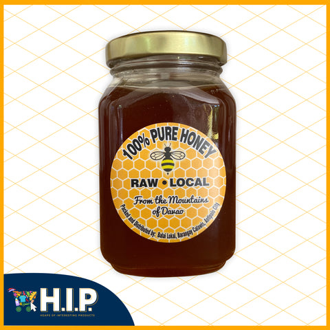 Chilloy's Pure Honey