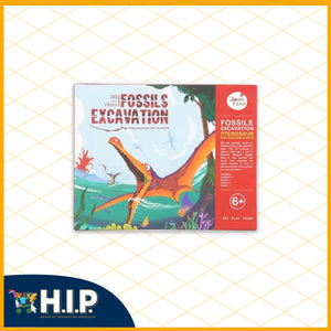 Fossils Excavation Kit - Pterosaur