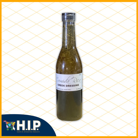 Salad Dressing - Greek Dressing