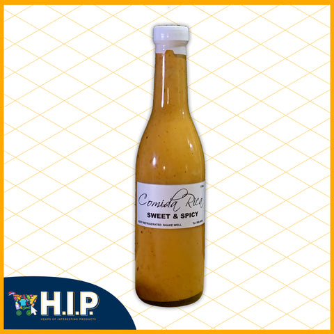 Salad Dressing - Sweet and Spicy