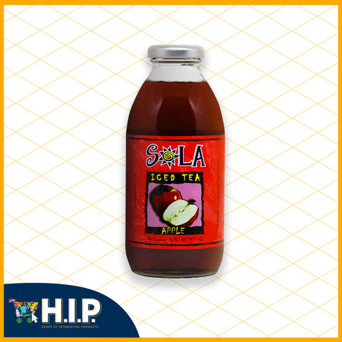 Sola Apple Iced Tea