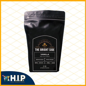 The Bright Side MNL - Vanilla (Ground Coffee)