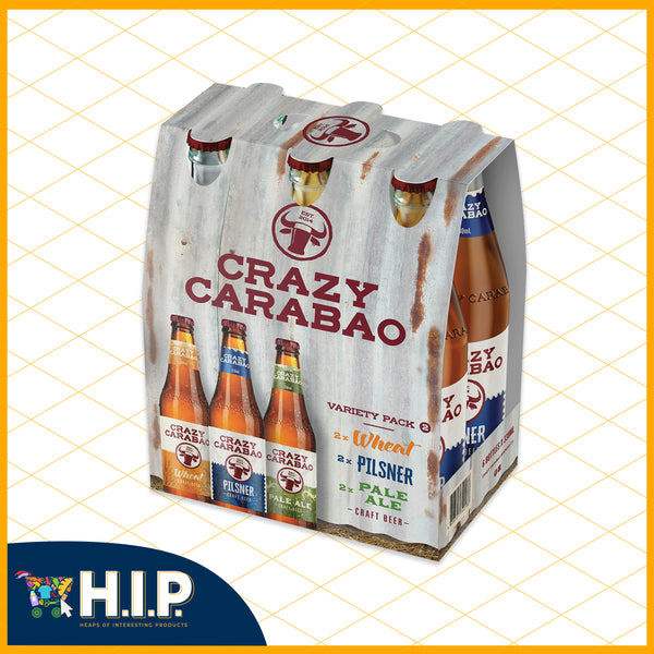 Crazy Carabao Craft Beer - Variety Pack 2
