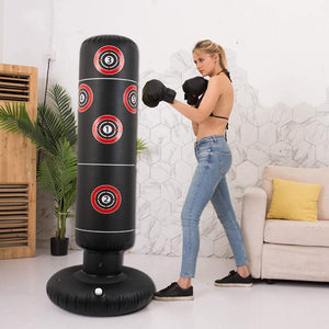 Heavy Duty Free Standing Punching Bag