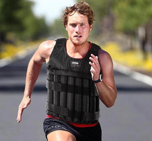Adjustable Workout Weighted Running Vest