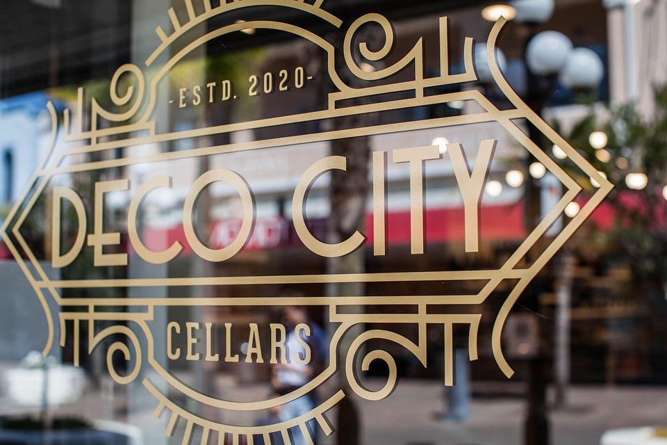 DECO CITY CELLARS