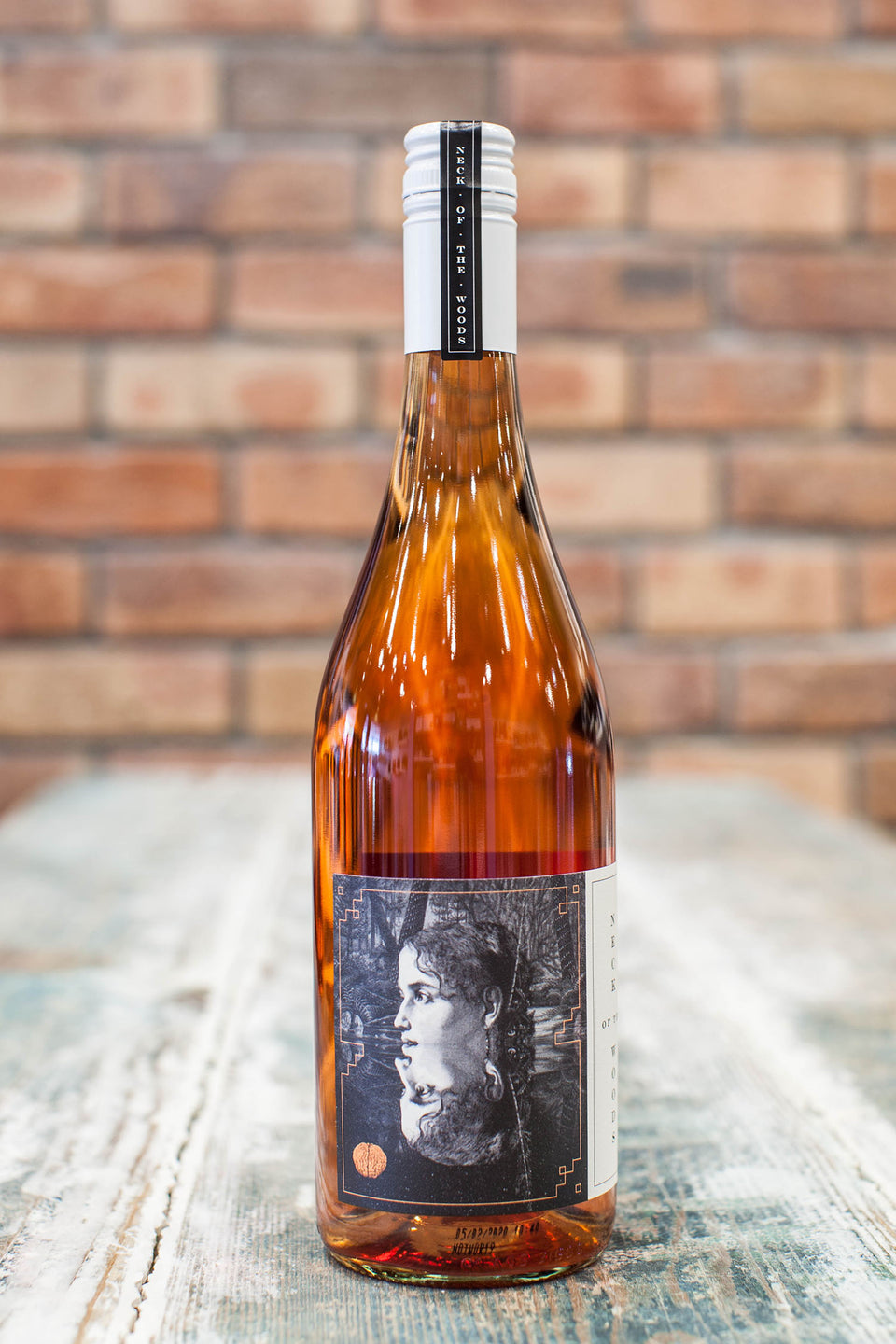 2019 Neck of the Woods 'Orange' Pinot Gris, Central Otago