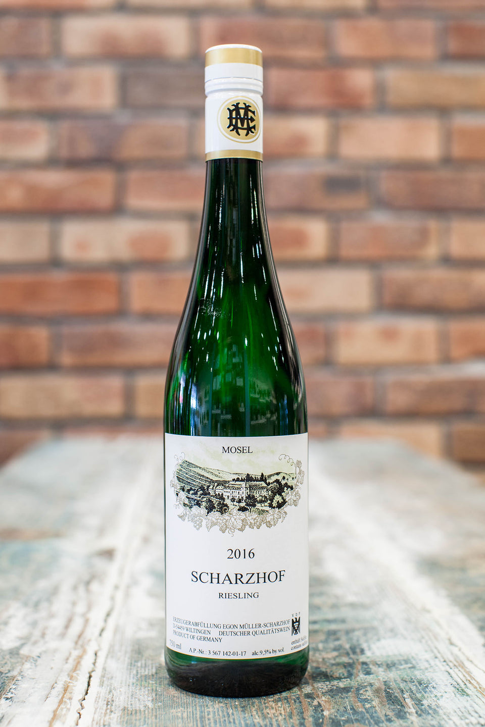 2018 Egon Müller 'Scharzhof' Riesling, Mosel