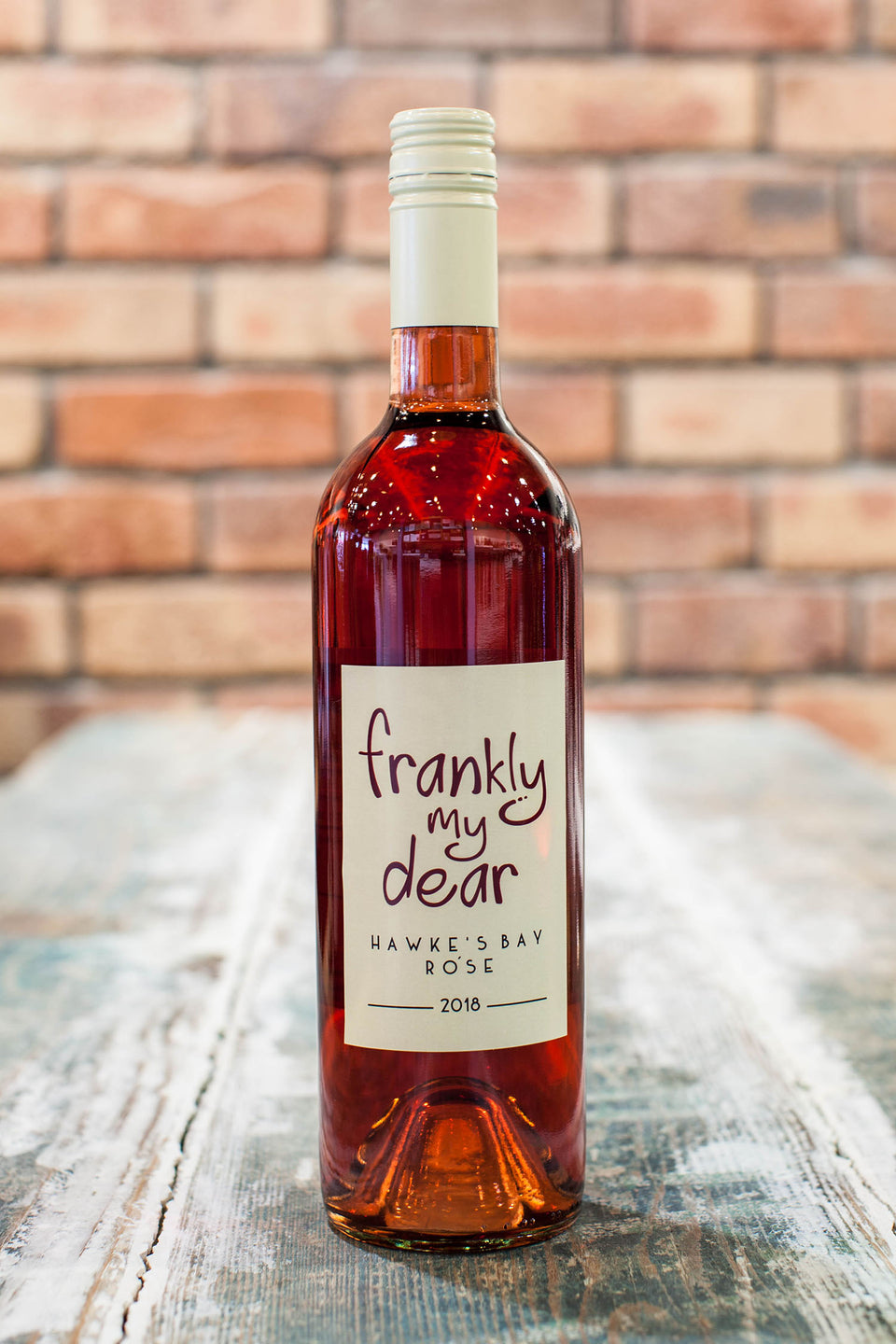 2018 Frankly My Dear, Merlot Rose, Hawke's Bay