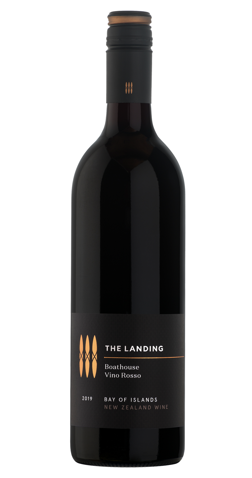 2019 The Landing 'Boathouse' Vino Rosso, Bay of Islands