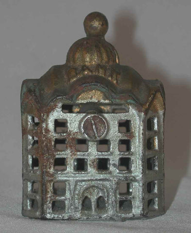 Cast Iron Penny Bank