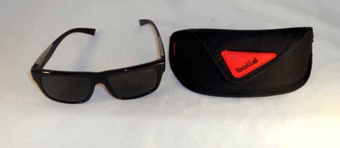 Stylish Bolle Clint 11826 GL Polarized Sunglasses with Case Made in Italy