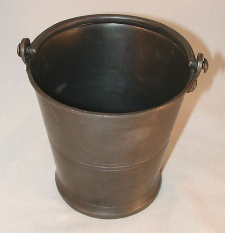 Pewter Bucket