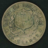 Dominican Republic One Peso