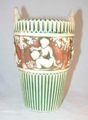 Roseville Donatello Vase